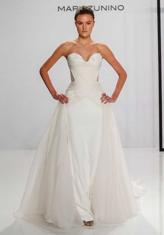 Mark Zunino for Kleinfeld 186 A-Line Wedding Dress