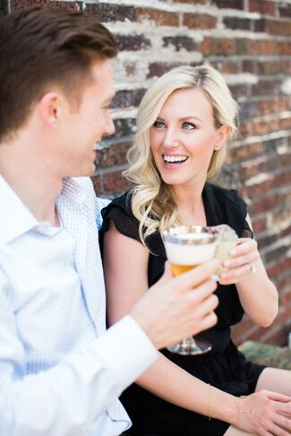 Sara Coffey And Andrew Serkes Wedding Photo 2