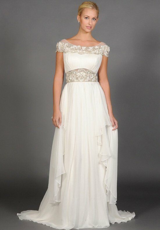 "Eugenia ""Penelope"" Style 3909 A-Line Wedding Dress"