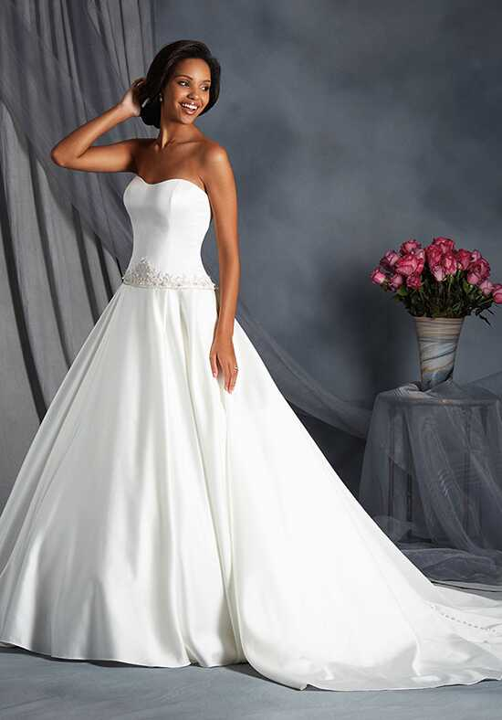 Alfred Angelo Signature Bridal Collection 2544 Ball Gown Wedding Dress