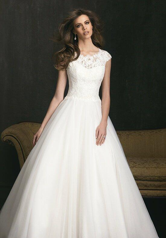 Allure Bridals 9058 Wedding Dress photo