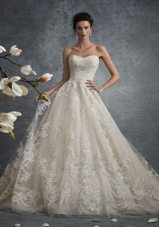 Sophia Tolli Y21753 Virgo A-Line Wedding Dress