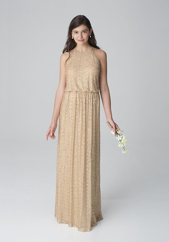 Bill Levkoff 1258 Bridesmaid Dress