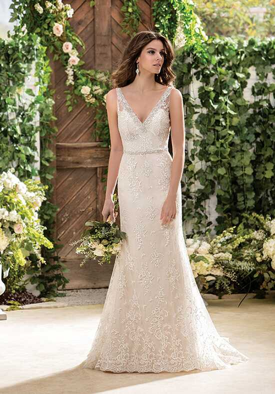 Jasmine Collection F181055 Mermaid Wedding Dress