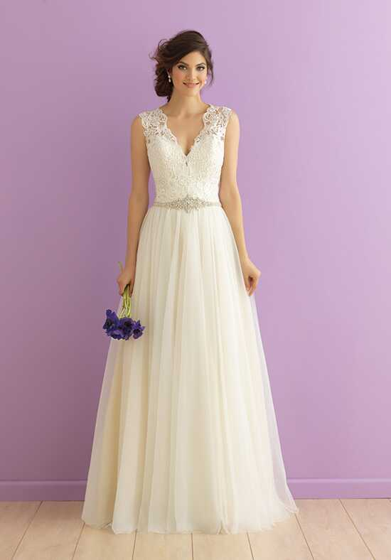 Allure Romance 2912 A-Line Wedding Dress