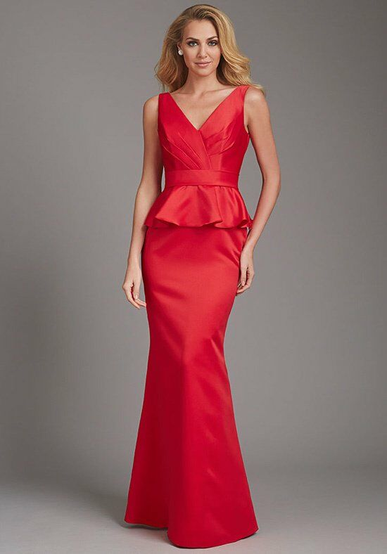 Allure Bridesmaids 1360 V-Neck Bridesmaid Dress