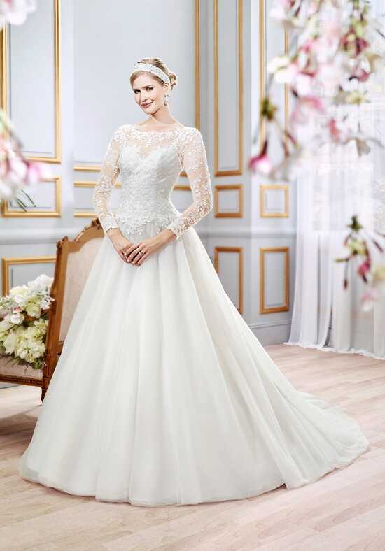 Moonlight Collection J6397 Ball Gown Wedding Dress