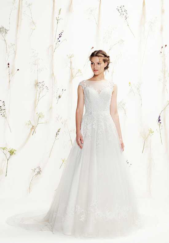 Lillian West 6404 Ball Gown Wedding Dress