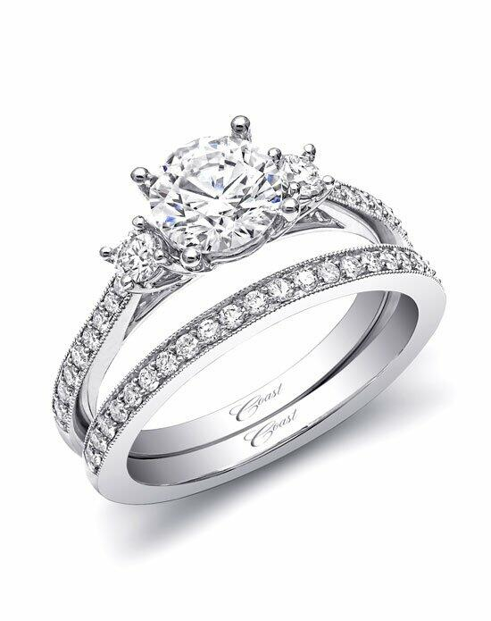 Coast Diamond Romance Collection - LC5375 & WC5375 Engagement Ring photo