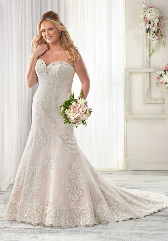 Unforgettable by Bonny Bridal 1611 Wedding Dress