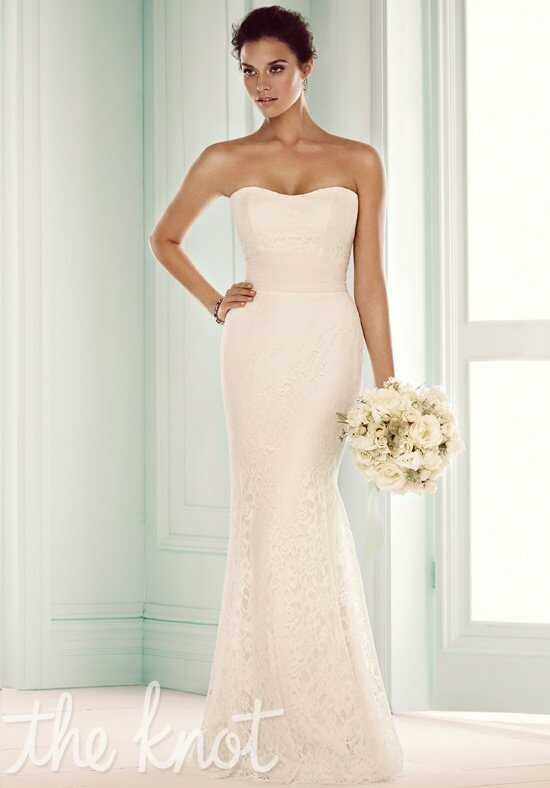 Mikaella 1661 Sheath Wedding Dress