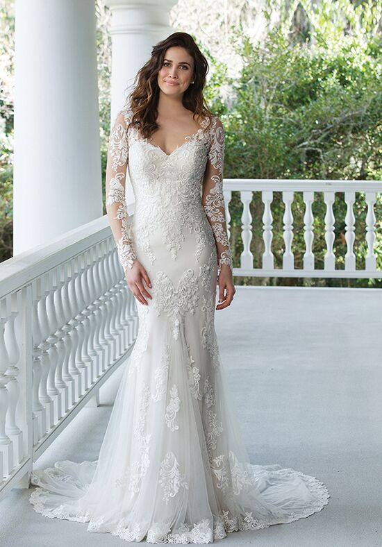 Sincerity Bridal 3936 A-Line Wedding Dress