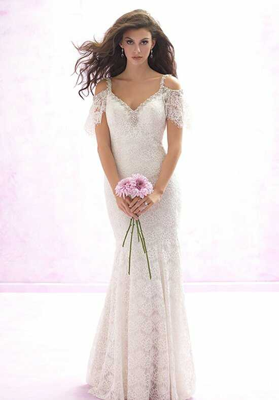 Madison James MJ111 Sheath Wedding Dress