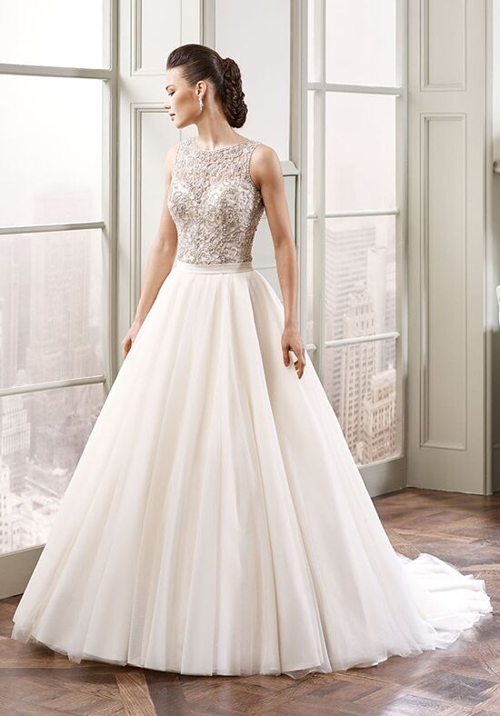 Eddy K MD 187 Ball Gown Wedding Dress