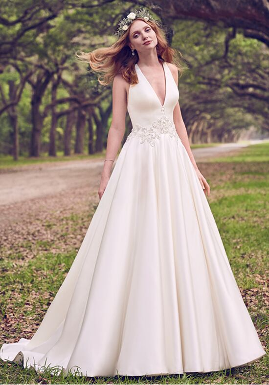 Maggie Sottero Corianne Ball Gown Wedding Dress