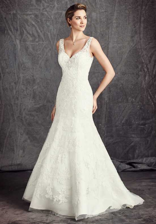 Kenneth Winston: Ella Rosa Collection BE292 Wedding Dress photo