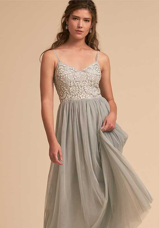 BHLDN (Bridesmaids) Elowen Dress V-Neck Bridesmaid Dress