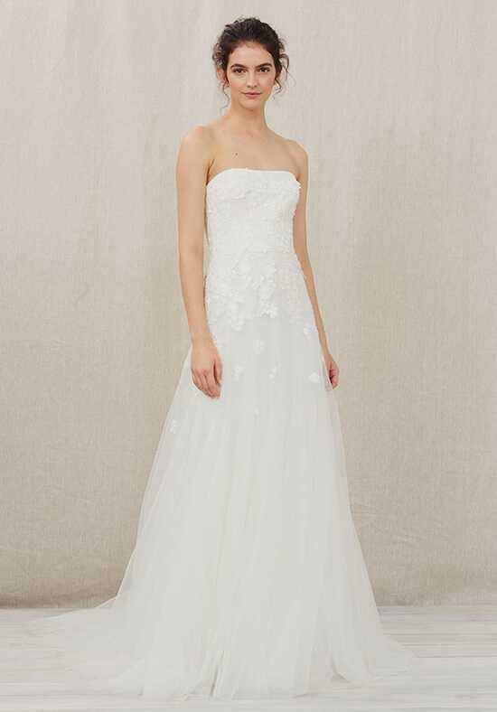 Christos Phoebe Mermaid Wedding Dress