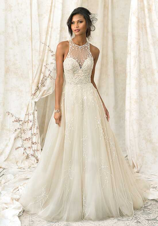 Justin Alexander Signature 9900 Ball Gown Wedding Dress