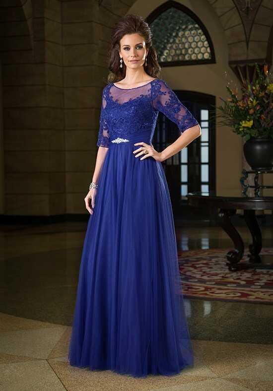 Jade Couture K168064 Blue Mother Of The Bride Dress