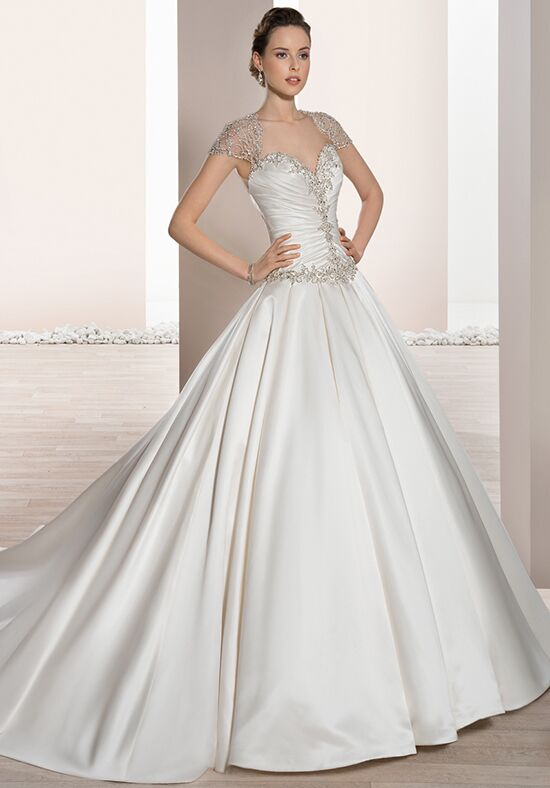 Demetrios 670 Ball Gown Wedding Dress