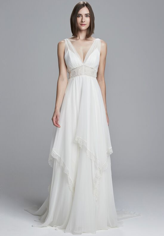 Christos Clea A-Line Wedding Dress