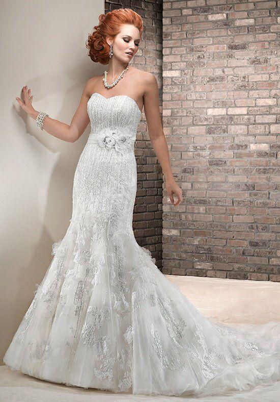 Maggie Sottero Hope Mermaid Wedding Dress