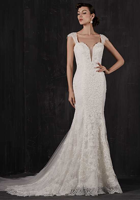 Calla Blanche 16132(AS) Naomi Sheath Wedding Dress