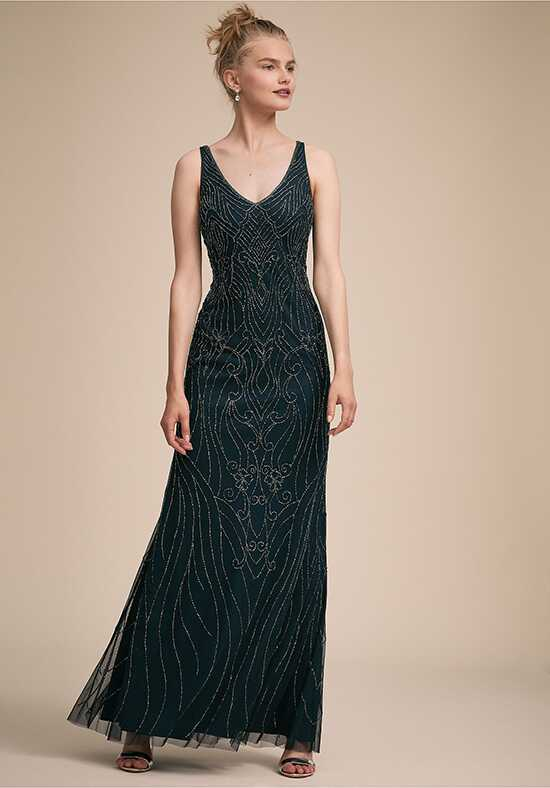 BHLDN (Mother of the Bride) Sutton Dress Blue Mother Of The Bride Dress