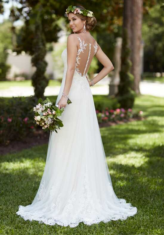 Stella York 6194 Sheath Wedding Dress