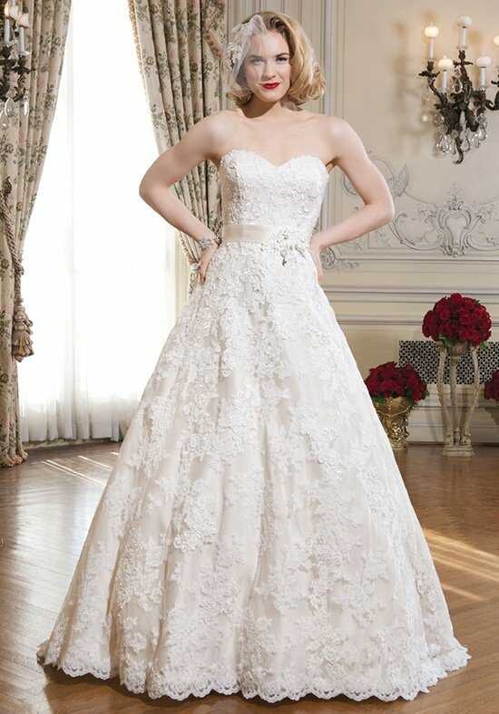 Justin Alexander 8744 A-Line Wedding Dress