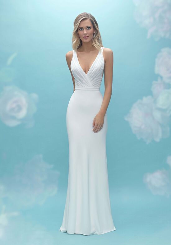 Allure Bridals A2027 - SKIRT Sheath Wedding Dress