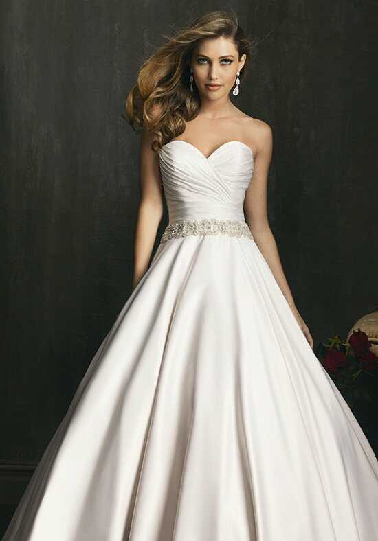 Allure Bridals 9065 Ball Gown Wedding Dress