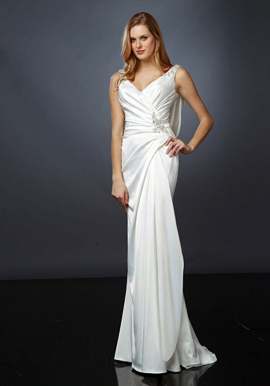 Impression Destiny 11664 Sheath Wedding Dress