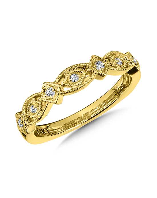Valina RS9836BY Gold Wedding Ring
