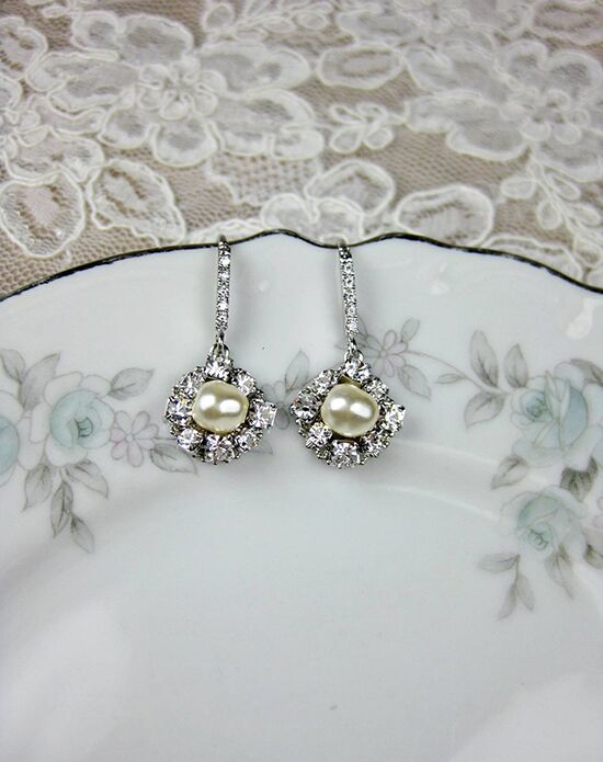 Everything Angelic Claire II Earrings - e359 Wedding Earring photo