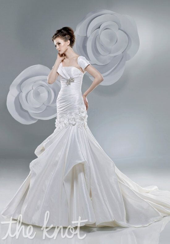 Anjolique Bridal 2201 Mermaid Wedding Dress