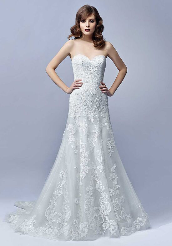 Blue by Enzoani Julia A-Line Wedding Dress