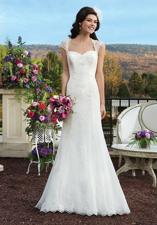 Sincerity Bridal 3802 Mermaid Wedding Dress