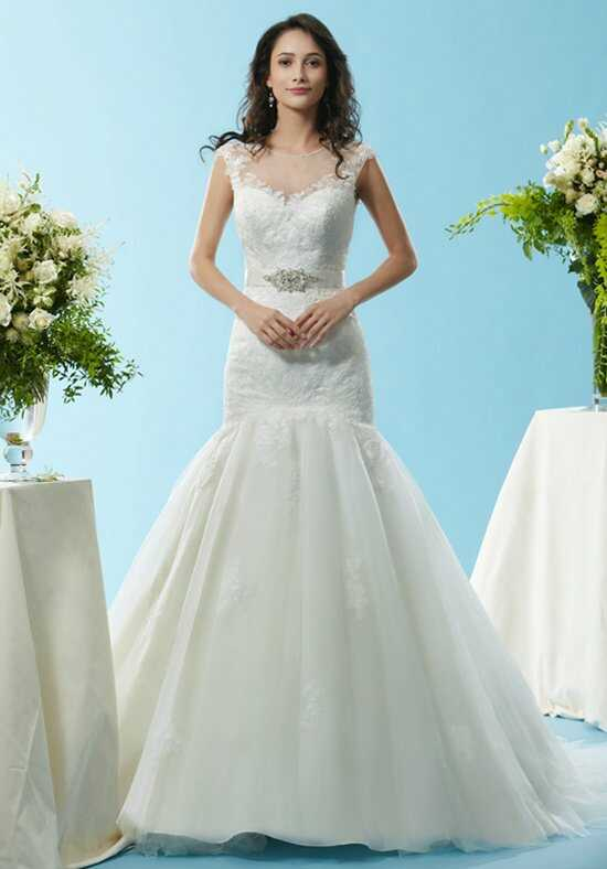 Eden Bridals BL114 Mermaid Wedding Dress