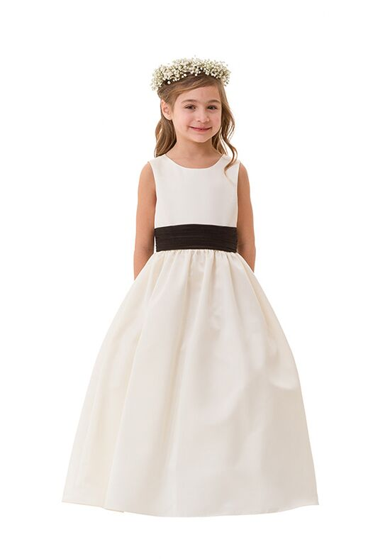 Bari Jay Flower Girls JS-F5816 Black Flower Girl Dress