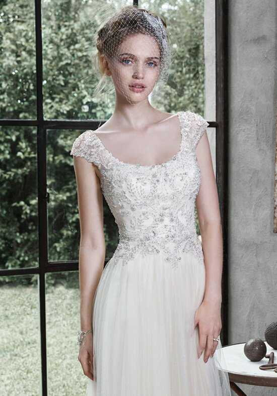 Maggie Sottero Caitlyn A-Line Wedding Dress