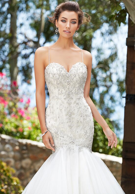KITTYCHEN WILLOW, H1722 Mermaid Wedding Dress