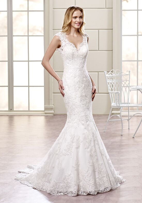 Eddy K 77997 Mermaid Wedding Dress