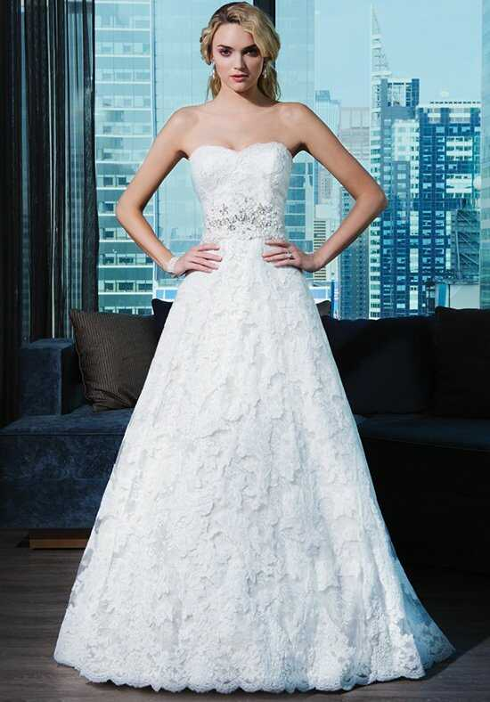 Justin Alexander Signature 9700 A-Line Wedding Dress