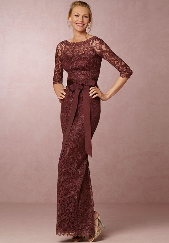 BHLDN (Mother of the Bride) Darby Red Mother Of The Bride Dress