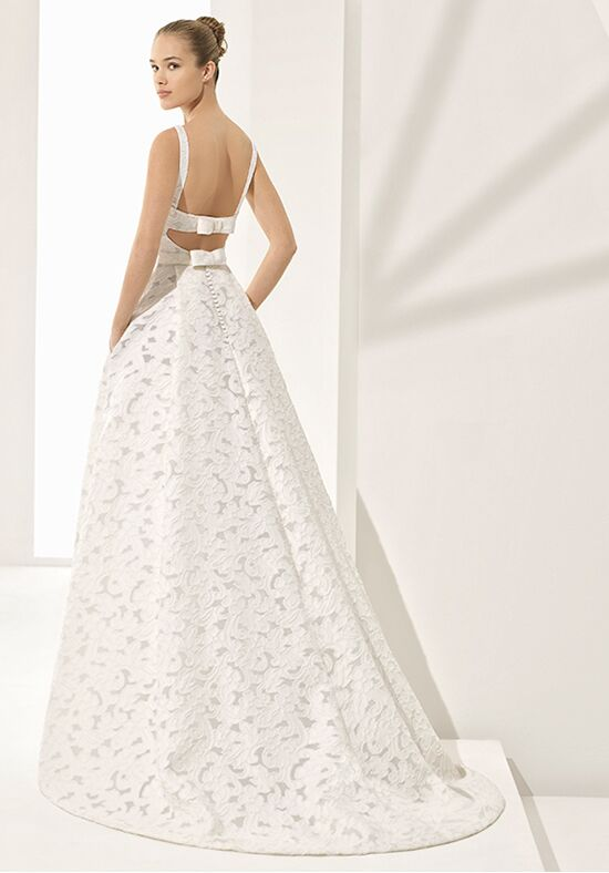 Rosa Clara Couture Paralel A-Line Wedding Dress