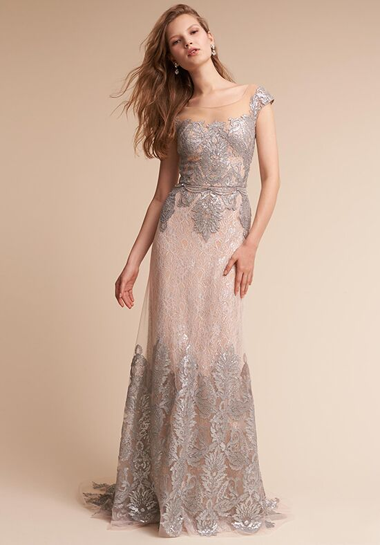 BHLDN (Mother of the Bride) Keller Champagne Mother Of The Bride Dress