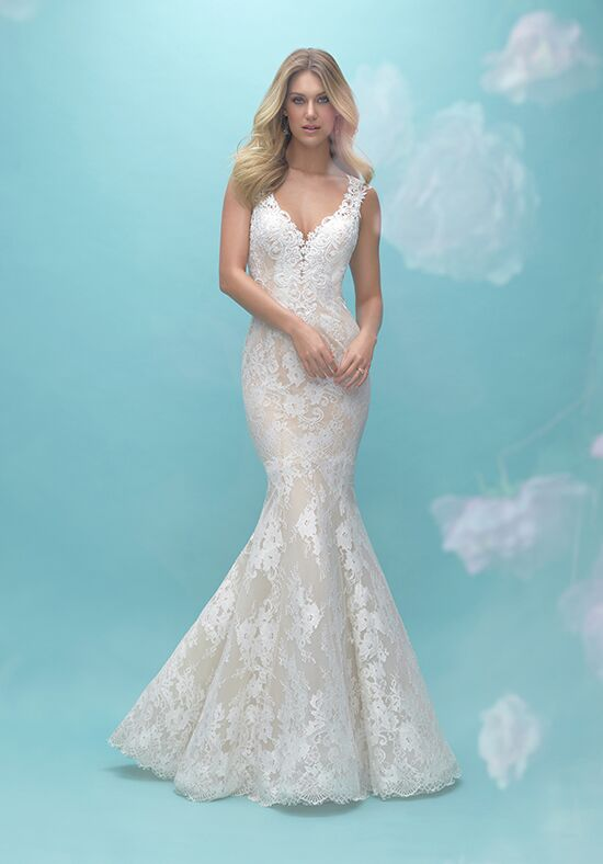 Allure Bridals 9464 Wedding Dress