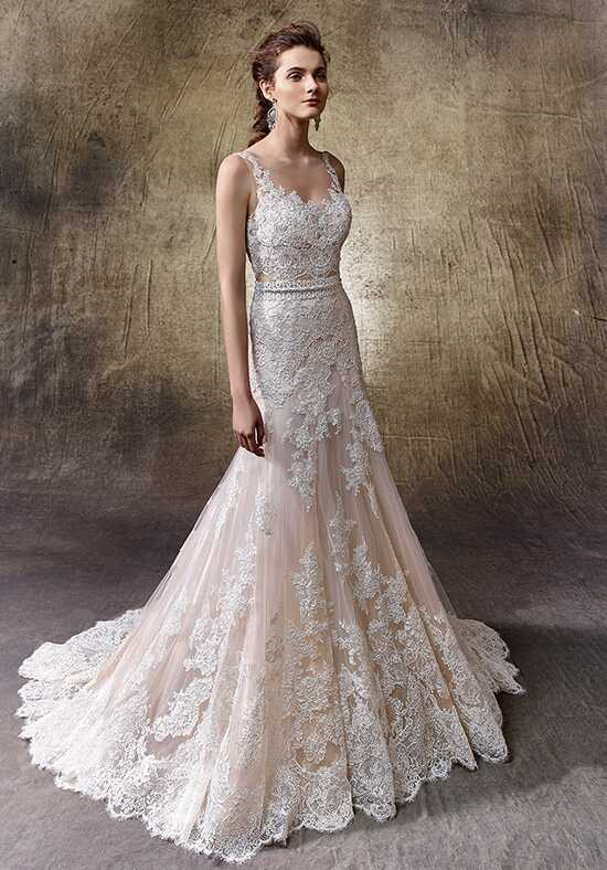 Enzoani Lotus A-Line Wedding Dress